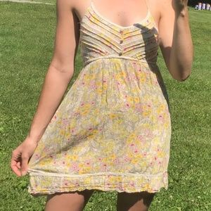 Mini Halter Summer Dress